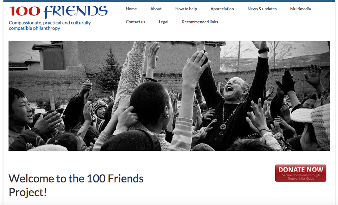 Alison Saracena designs - 100friends.org