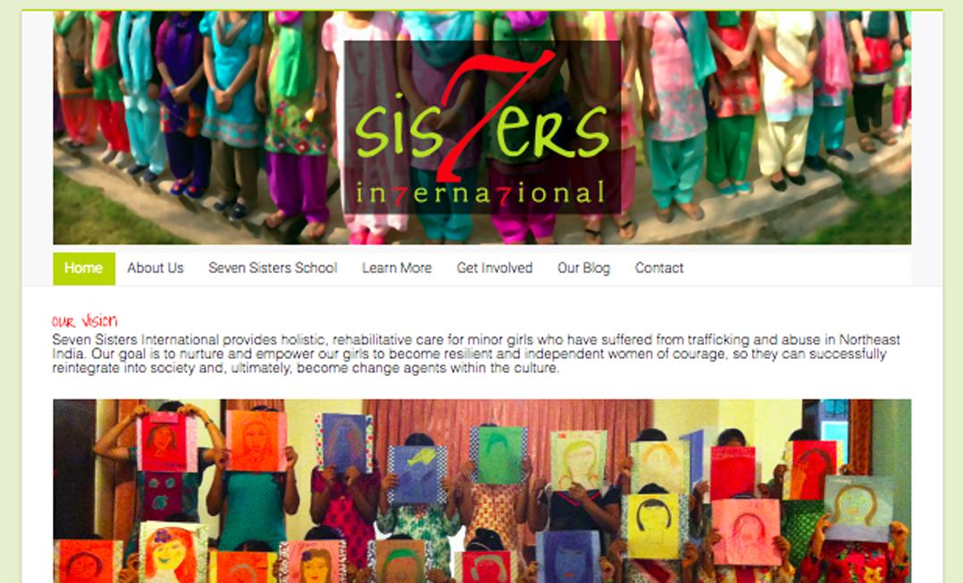 Alison Saracena designs - website 7 SISTERS INTERNATIONAL